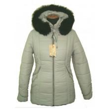 Женская куртка с капюшоном НК 2030