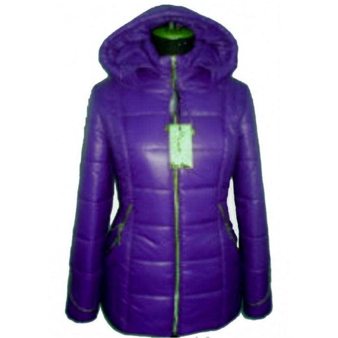 Стильная куртка с капюшоном НК 536
