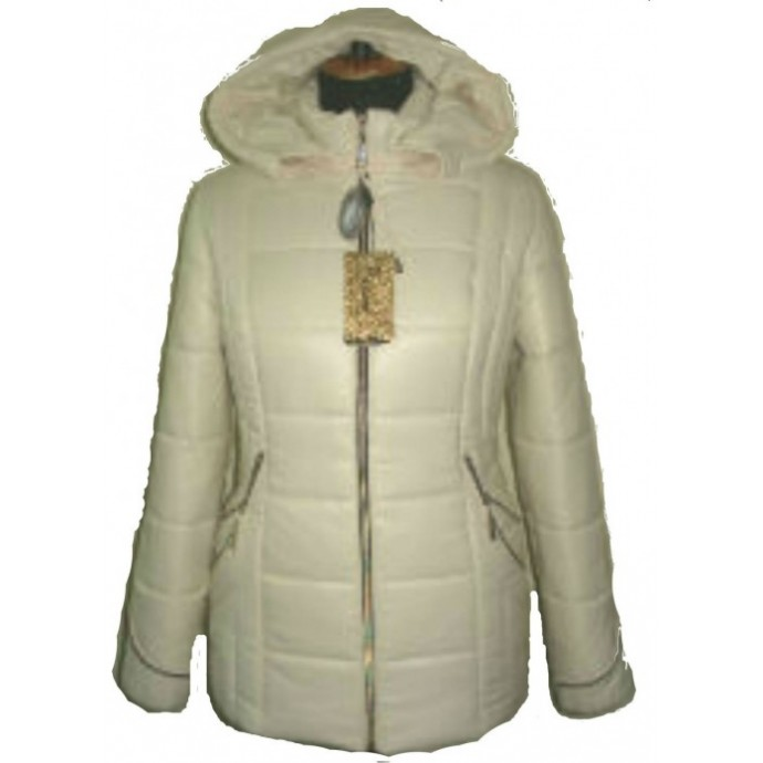 Куртка с капюшоном без меха НК 507