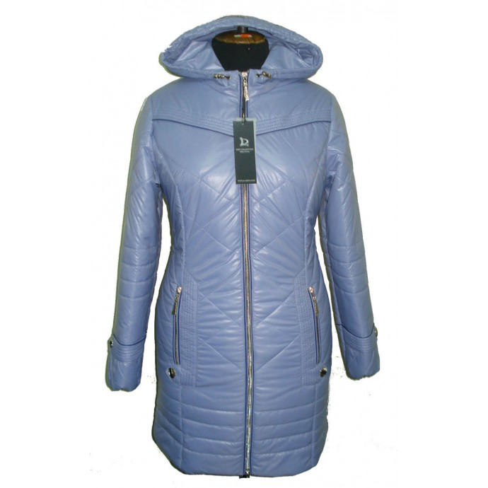 Яркая весенняя куртка НК 20-55лаванда