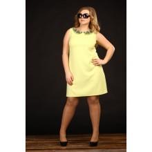Платье Цитрус желтый ВЕСНА99037