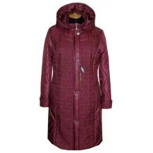 Женская куртка с капюшоном ЛАНА5556