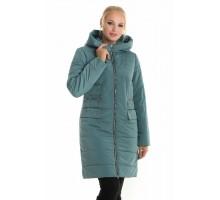 Куртка демисезонная цвет мята ЛАНА104-90