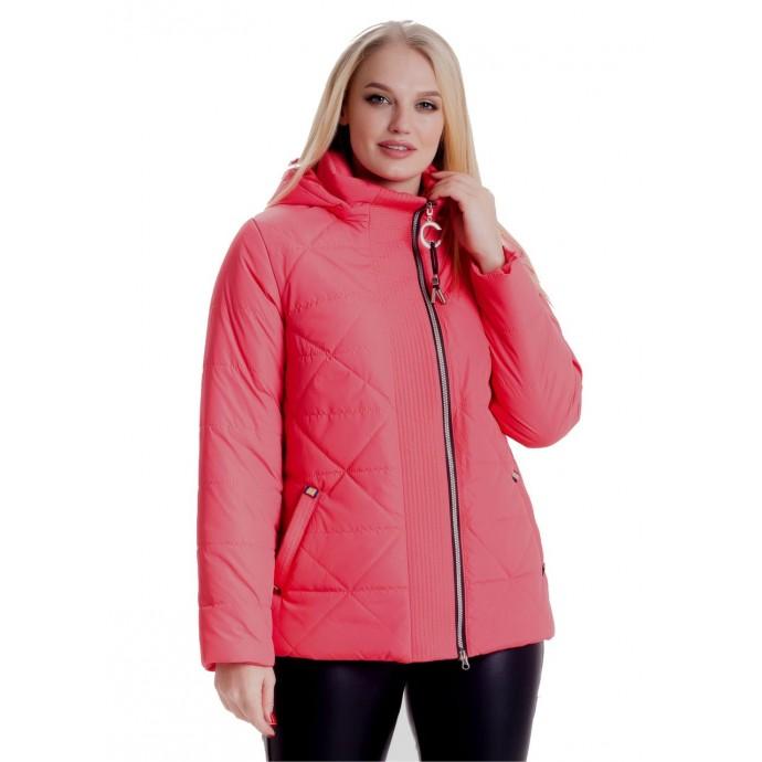 Молодежная женская куртка весна ЛАНА66123-4