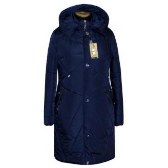 Женская зимняя куртка больших размеров ЛАНА99041