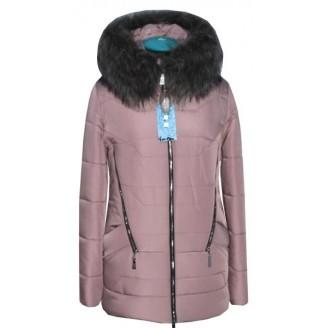 Молодежная зимняя куртка ЛАНА99055