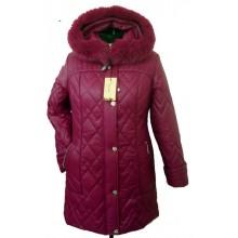 Зимняя куртка с мехом НК 2028-1