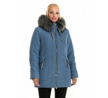 Молодежная женская зимняя куртка ЛАНА66110-58
