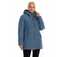 Женская зимняя куртка без меха ЛАНА6671-58-1