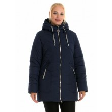 Женская зимняя куртка без меха ЛАНА6673-58-1