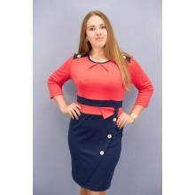 Платье Альфа 58-64 размеры КГР90052