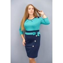 Платье Альфа 58-64 размеры КГР90051
