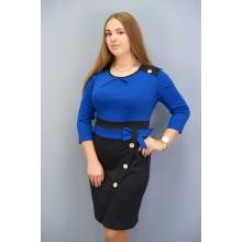 Платье Альфа 58-64 размеры КГР90050