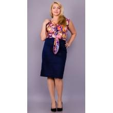Женское легкое платье Анхель 50-56 р. КГР19018