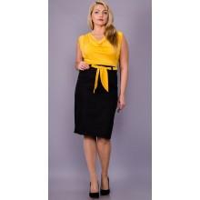 Женское легкое платье Анхель 50-56 р. КГР19017