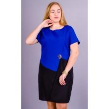 Модное женское платье Майа 50-56 р. КГР19011