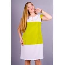 Летнее женское платье Эдита 50-56 размеры КГР19002