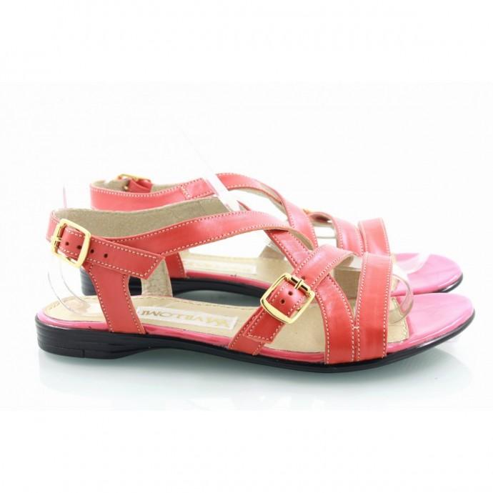 Красные сандали КИРА9410-31-12КР