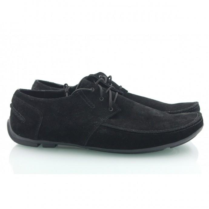 Замшевые мужские туфли КИРА8411-MD01
