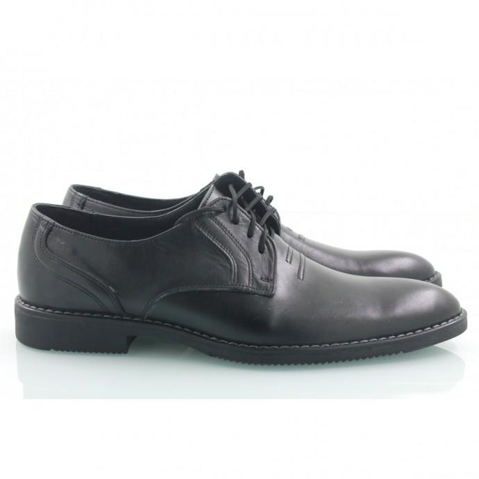 Кожаные мужские туфли КИРА8409-MD03
