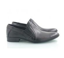 Кожаные мужские туфли КИРА8407-MD05