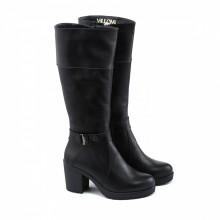 Женские кожаные сапоги КИРА115-620-03