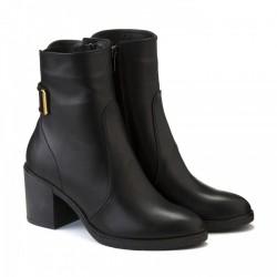 Классические ботинки из натуральной кожи КИРА1194-6055-02