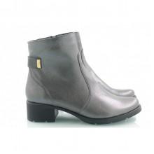 Женские ботиночки серебро КИРА22207-VD01