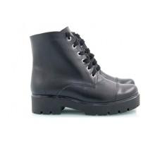 Кожаные ботинки КИРА121-АСТРА-12К