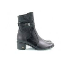 Кожаные ботинки КИРА1211-4002-13