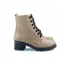 Зимние ботинки бежевые КИРА1216-ВЛАДА-07Б