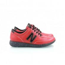 Красные кроссовки КИРА2003-Vanda-19n