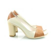 Летние туфли КИРА2046-8010-01Б