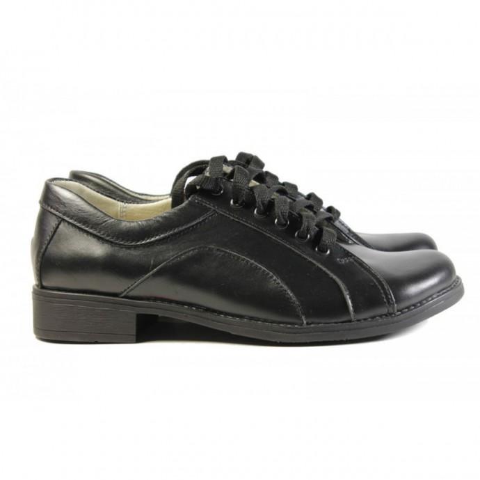 Кожаные туфли КИРА2047-2229К