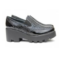 Лакированные кожаные туфли КИРА2053-3216-02