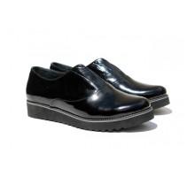 Лакированные женские туфли КИРА2054-1012-09Ч