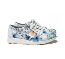 Цветные женские туфли КИРА2056-857-03с