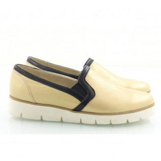 Бежевые туфли КИРА2088-VD001