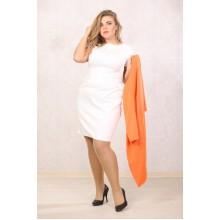 Платье Артуа молоко ЗММ 50001