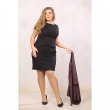 Платье Артуа чёрное ЗММ 50012