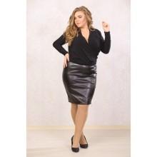 Платье Европа чёрное ЗММ 50034