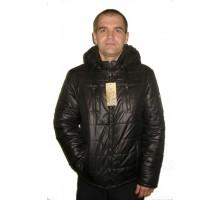 Мужская куртка черная ЛАНА1