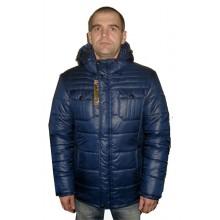 Зимняя мужская куртка син.ЛАНА3-1