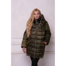 Женская куртка топаз  АВВО571-1