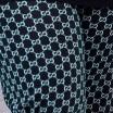 Капри цвет черный  ГУЧЧИ САД255076