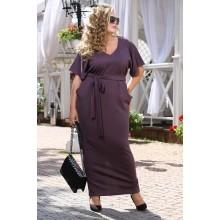 Платье Арабелла слива ОО304