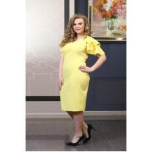 Платье Волан НМ111-15