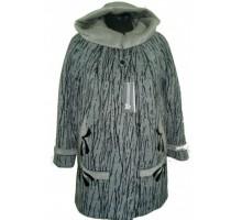 Зимнее пальто с нерпой АВО 15032