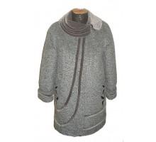 Стильное женское пальто АВО 15039
