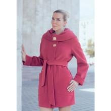 Женское пальто D-200-15 АВО 15040